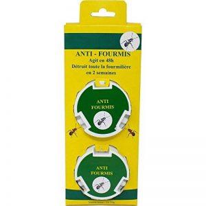 Boite insecticide anti fourmis, lot de 2 boites x 10 Gr de la marque Générique image 0 produit