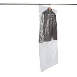 Boli Lot de 20 Parfumed housses de rangement pour vêtements en polyéthylène transparent - 20 pièces 150x65 cm de la marque BOLI image 0 produit
