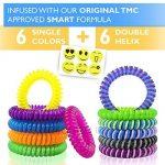 bracelet anti moustique efficace TOP 1 image 1 produit