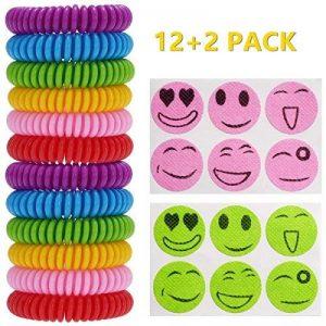 bracelet anti moustique efficace TOP 8 image 0 produit