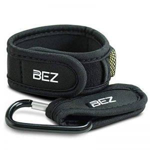 Bracelet Anti Moustique, Lot d'un bracelet anti moustique + clip, 4 recharges GRATUITES, ingrédients naturels garantis sans DEET, non toxique de la marque BEZ image 0 produit