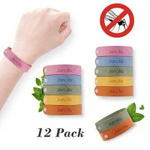 bracelet anti moustique TOP 12 image 0 produit