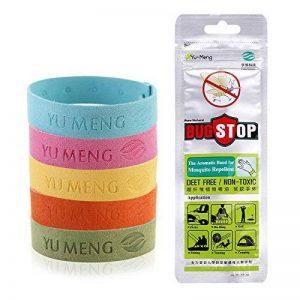 bracelet anti moustique TOP 6 image 0 produit