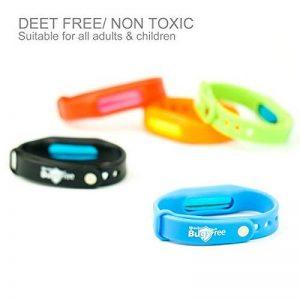 bracelet anti moustique tropical TOP 4 image 0 produit