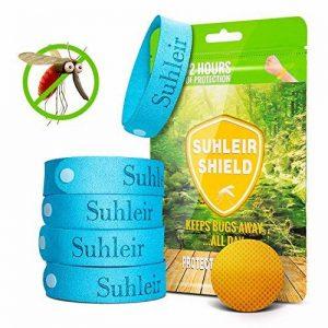 bracelet anti moustique tropical TOP 8 image 0 produit
