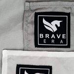 Brave Era 100% soie naturelle de mûrier hypoallergénique Drap de voyage de luxe pour voyageurs en Quête d'aventure de la marque Brave Era image 2 produit