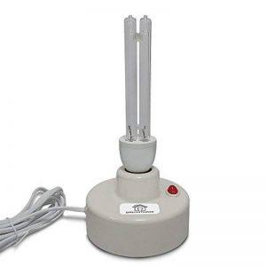 BRIGHTINWD LED 220 V 20 W UV Lampe de stérilisation à l'ozone E27 Base Antibactérien Taux 99% Ultraviolet Désinfection Germicide Lumières avec 15S Retarder la Base de la Lampe - Fête des mères de la marque BRIGHTINWD image 0 produit