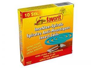 Brunner Spirale anti-moustiques extraforte, 10 pièces de la marque Brunner image 0 produit