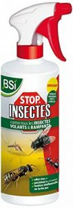 BSI 14002 Stop Insectes Insecticide contre insectes volants/rampants anti-nuisible 500 ml de la marque BSI image 0 produit