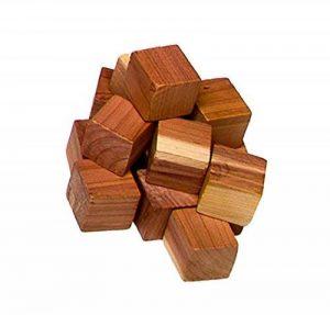 Caraselle 187–1pépites de cèdre–Marron (15pièces) de la marque Caraselle image 0 produit
