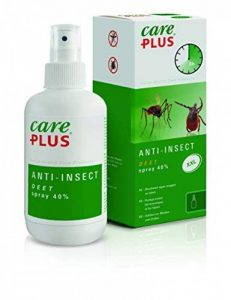 Care Plus Anti-Insecte Deet 40% Spray de 200 ml de la marque Care Plus image 0 produit