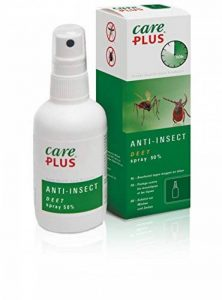 Care Plus Anti-Insecte Deet 50% Spray de 60 ml de la marque Care Plus image 0 produit