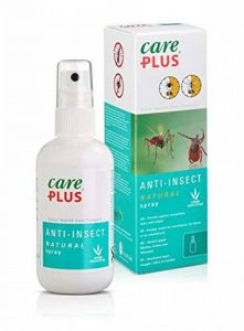 Care Plus Anti-Insecte Natural Spray Citriodiol de 100 ml de la marque Care Plus image 0 produit