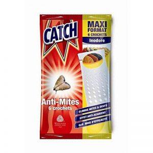 Catch crochets anti-mites inodore maxi format x6 Envoi Rapide Et Soignée (Prix Par Unité ) de la marque image 0 produit