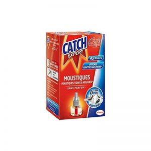 CATCH Recharge Diffuseur Electrique Anti-moustiques Liquide sans Parfum 45 Nuits de la marque Catch image 0 produit