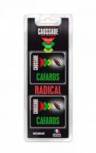 Caussade CABOITCAF2 Gel Appât Cafards Action Radicale - Boite 2X5 G, Noir, 1 x 2.7 x 25.5 cm de la marque Caussade image 0 produit