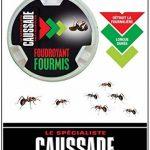 Caussade CAFOUBOIT3 Biocides, Noir de la marque Caussade image 1 produit