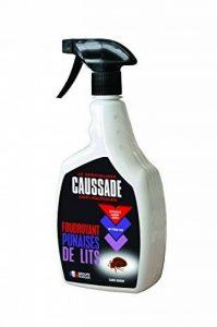 Caussade CAPUPAL1 Spray Anti-Punaises de Lits, Effet Foudroyant, 1 Litre, Incolore de la marque Caussade image 0 produit