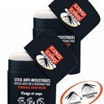Cinq sur Cinq - Cinq sur Cinq Tropic Stick -l Stick de protection anti-moustiques pour zones tropicales, protection durant 8 heures - Lot de 2 Sticks de 20ml de la marque Cinq sur Cinq image 2 produit