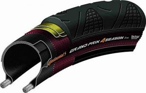Continental Grand Prix 4 Season Pneu de la marque Continental image 0 produit