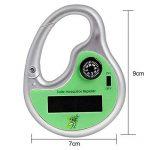 Contrôle mobile Portable solaire ultrasons anti-moustique répulsif anti-moustique pour le voyage en plein air de la marque Gosear image 2 produit
