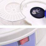 Cooljun Mouche de capture de moustique,dispositif électrique de piège de mouche avec la nourriture de piégeage - câble USB blanc (C) de la marque Cooljun image 3 produit