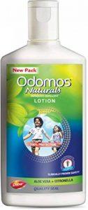 Dabur Odomos Naturals Lotion antimoustique 120ml Natural Citronnelle & Aloe Vera de la marque Dabur image 0 produit