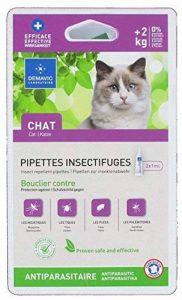 Demavic Pipettes insectifuges Chat de la marque Demavic image 0 produit