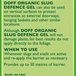 Doff défense Limaces Gel Bio - 1 Litre-jusqu'à 50 m de barrière de la marque Doff image 1 produit