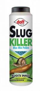 Doff Granulés anti-limaces Killer Bleu Mini 350g de la marque Doff image 0 produit