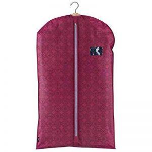 Domopak Living - housse de costume/vêtement - en PEVA - Violet Ella - 60 x 100 cm de la marque Domopak image 0 produit