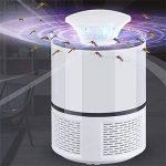 Doris Direct Moustique Lampe on Toxique Piège Anti-moustique USB UV Attirer d'inhalateur de Moustique Lampe pour Maison/Bureau/l'extérieur de la marque Doris Direct image 1 produit