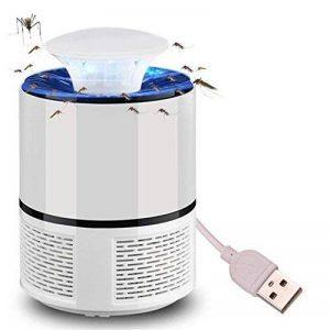 Doris Direct Moustique Lampe on Toxique Piège Anti-moustique USB UV Attirer d'inhalateur de Moustique Lampe pour Maison/Bureau/l'extérieur de la marque Doris Direct image 0 produit