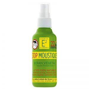 E2 Spray Anti Moustiques protecteur et apaisant 100% naturel 100% efficace Adultes et Enfants de la marque ESSENTIAL ELEMENTS E2 image 0 produit