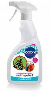 Ecozone - anti-mites, 500ml, formule naturelle, protection longue durée, convient pour tous les tissus. de la marque Ecozone image 0 produit