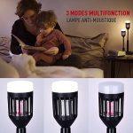 efficacité lampe anti moustique TOP 3 image 2 produit