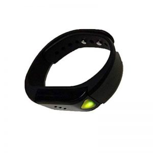Electronic Bracelet anti-moustiques à ultrasons rechargeable USB non toxique Sans danger pour bébés, enfants, adultes, intérieur ou extérieur Protection de la marque Shoguu image 0 produit