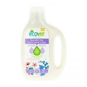 Entretien Ecover - Lessive liquide couleur Pommier & Freesia 850Ml - Livraison Gratuite pour les commandes en France - Prix Par Unités de la marque Entretien image 0 produit