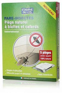 Etamine Du Lys Pareinsectes Piège Naturel à Blattes et Cafards 4 Unités de la marque Etamine du Lys image 0 produit