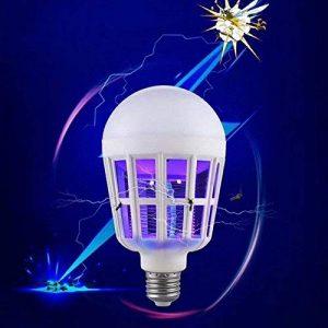 Etbotu Ampoule LED anti-moustique 2 en 1, Attire, grille et tue les moustiques, E2715W de la marque Etbotu image 0 produit