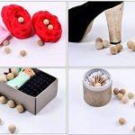 Fancyus Natural Camphorwood Balls Moth Repellent for Drawers, Storage Boxes, Closets by Fancyus de la marque Fancyus image 2 produit