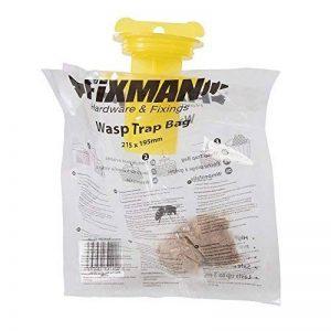 Fixman 417498 Poche piège pour guêpes de la marque FIXMAN image 0 produit