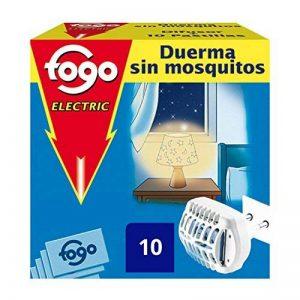 FOGO appareil électrique anti moustiques–10plaquettes–[Pack de 2] de la marque FOGO image 0 produit