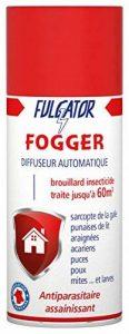 Fulgator - Fogger - Traitement Anti-Parasitaire Automatique 60m³ de la marque Fulgator image 0 produit