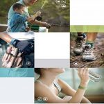 FunRun Pack de 5 Bracelets anti-moustiques Répulsif moustiques anti-insectes et anti-nuisibles pour adultes et enfants avec citronnelle et géraniol Ne contient pas de DEET, 100% Naturels Huiles essentielles, sécurises et efficaces de DEET : 2500 heures de image 5 produit