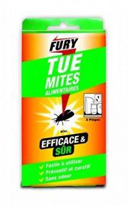 'FURY Insecticide Piège Mite Alimentaire' (2 pièges inclus) de la marque PROVEN ORAPI image 0 produit