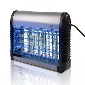 Gardigo 62400 - Destructeur d'insectes volants; Désinsectiseur lampe UV Ultraviolet anti-insects, moustiques; Bac collecteur, chaîne de suspension de la marque Gardigo image 0 produit