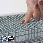 Gardigo 62400 - Destructeur d'insectes volants; Désinsectiseur lampe UV Ultraviolet anti-insects, moustiques; Bac collecteur, chaîne de suspension de la marque Gardigo image 3 produit