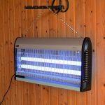 Gardigo 62403 - Destructeur d'insectes volants électrique; Pièges à moustiques; Lampe UV Anti-mites, mouches et moucherons; Désinsectiseur de la marque Gardigo image 4 produit