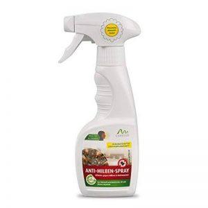 Gardigo 80006 - Traitement Anti-Acariens, Punaises de Lit et Mites; Extrait de Camomille - Spray 250ml Bio de la marque Gardigo image 0 produit